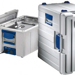 Electrically Heated Containers
